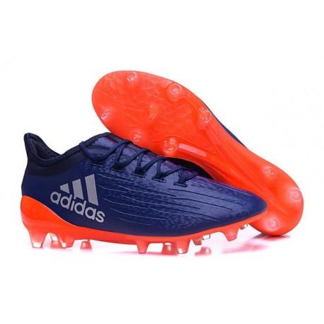 2016 Adidas X 16.1 AG/FG Scarpini Calcio Viola Arancione