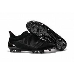 Adidas X 16+ Purechaos FG - Nuovi Scarpette da Calcio Tutto Nero