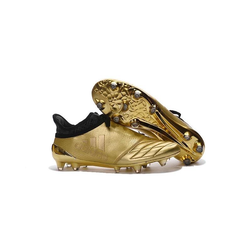 scarpe da calcio adidas dorate