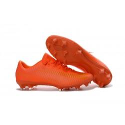 Nuovi Scarpini Calcio - Nike Mercurial Vapor 11 FG Arancione