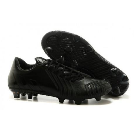 Predator LZ TRX FG - Adidas Scarpe da calcio Uomo - tutto Nero