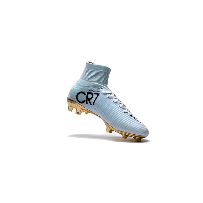 2017 Nuove Scarpa da calcio Nike Mercurial Superfly V FG CR7