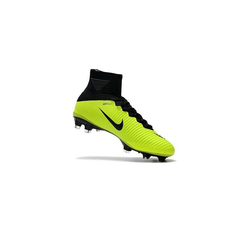 V Nike Scarpa Nero Nuove Mercurial Volt Superfly Calcio Da 2017 Fg QCdhrtxs