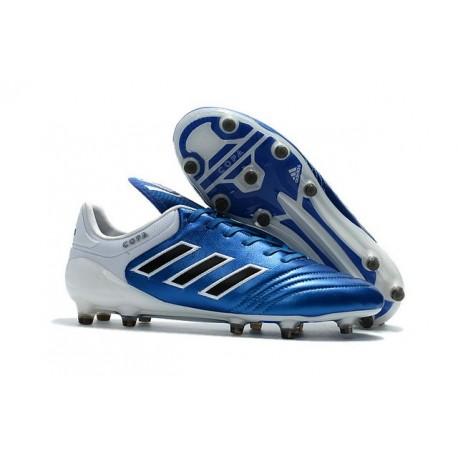 Scarpe da Calcio 2017 Adidas Copa 17.1 FG Blu Bianco Nero