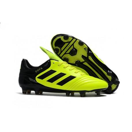 Nuove Adidas Scarpe Calcio Copa 17.1 FG Giallo Nero