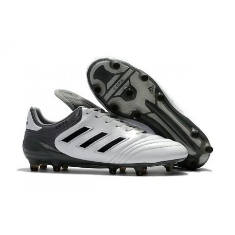 Nuove Adidas Scarpe Calcio Copa 17.1 FG Bianco Grigio Nero