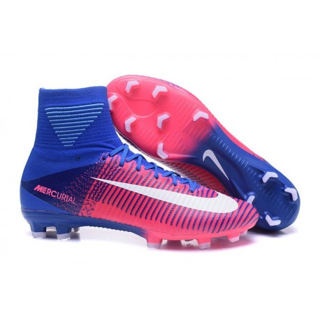 Scarpa da calcio Nike Mercurial Superfly V Tech Craft FG ACC Verde Electric NeroVerde Ghost