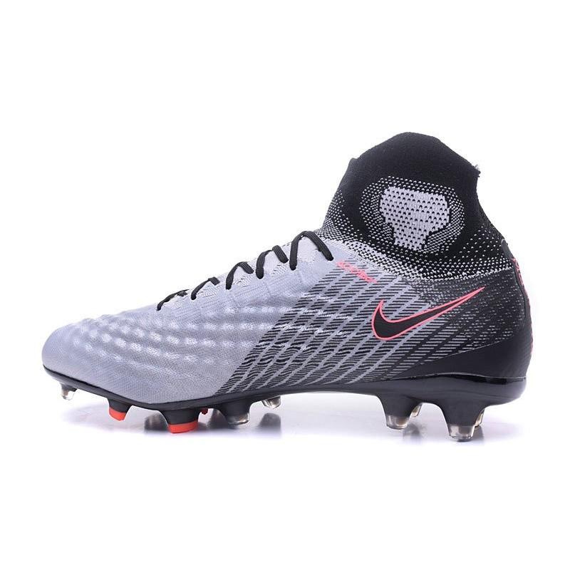 Scarpe Grigio Nike Ii Fg Calcio Magista Alte Obra Nero rthsQd