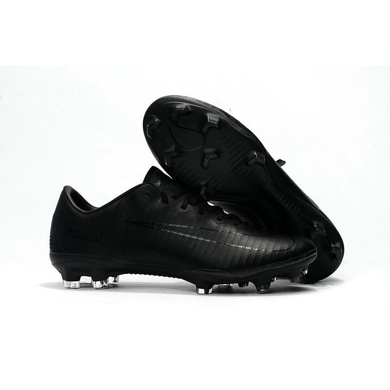Vapor Uomo Tutto Nero Tech Ronaldo 11 Fg Scarpe Nike Mercurial Craft DH2E9eWIY