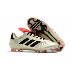 2017 Adidas Scarpe Calcio Copa 17.1 FG Bianco Nero Rosso
