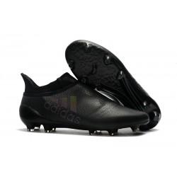Scarpe Da Calcio - Nuovi Adidas X 17+ Purespeed FG Nero