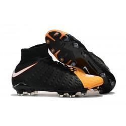 Nike Hypervenom Phantom III FG Neymar Scarpe Calcio 2017 Arancione Laser Bianco Volt