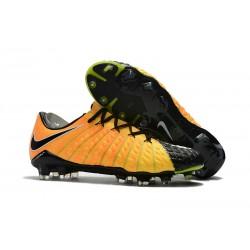 Scarpe da Calcio Nike Hypervenom Phantom 3 FG - Uomo Giallo Nero