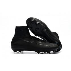 Nuove Scarpa da calcio Nike Mercurial Superfly V FG Nero