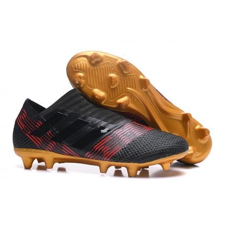 adidas , Scarpe da Calcio Uomo Nero