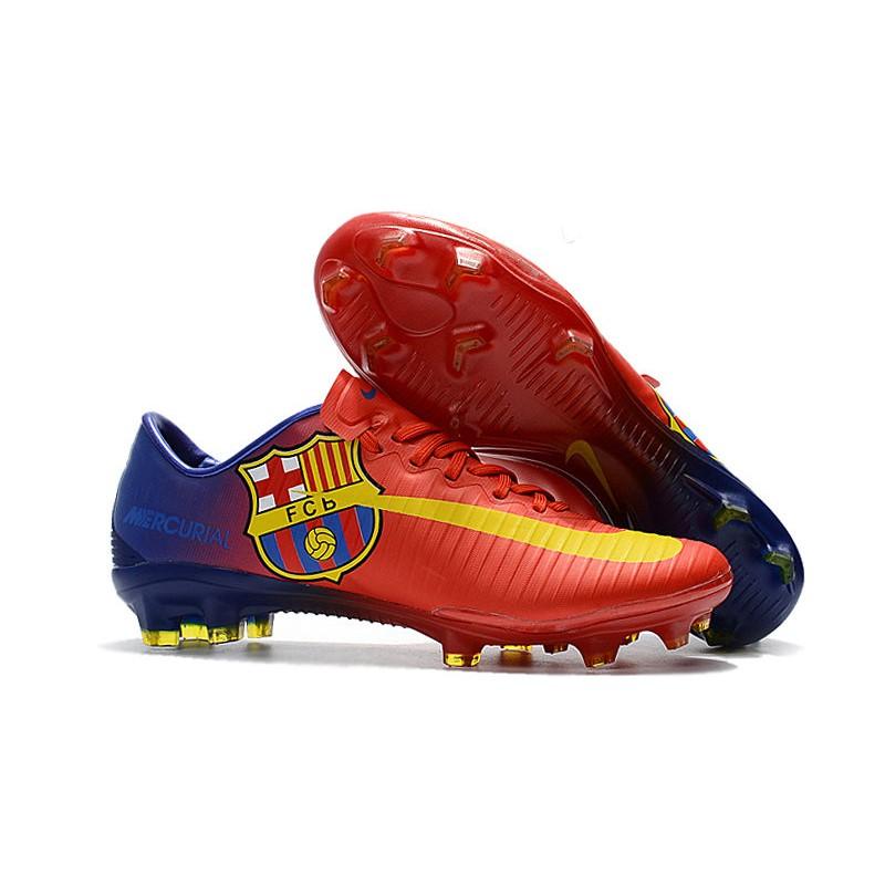 nike scarpe da calcio giallo