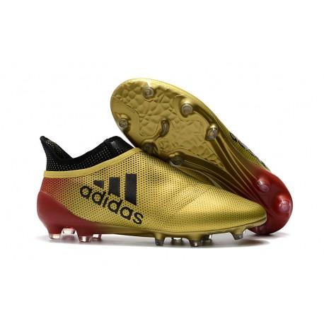 Scarpe Da Calcio - Nuovi Adidas X 17+ Purespeed FG