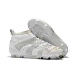 Scarpe Da Calcio Adidas Beckham Predator Precision FG Tutto Bianco