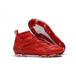 Scarpe Da Calcio Adidas Beckham Predator Precision FG Tutto Rosso