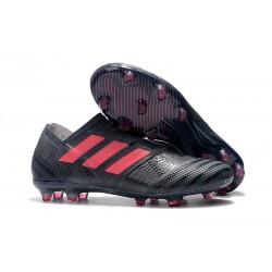 Adidas Nemeziz 17+ 360 Agility FG - Scarpe Da Calcio Uomo Nero Rosa