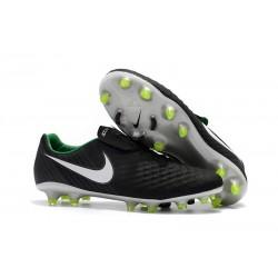 Nike Magista Opus II fg Scarpa da calcio per terreni duri Nike - Uomo Nero Bianco Verde