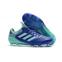 Nuovi Scarpe Da Calcio Adidas Copa 18.1 FG Uomo Blu