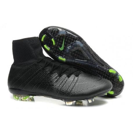 2015 Scarpa da calcio per terreni duri Nike Mercurial Superfly - Uomo Nero Volt