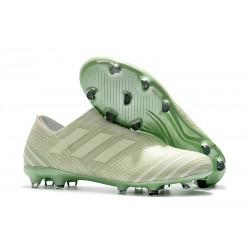 Adidas Nemeziz 17+ 360 Agility FG - Scarpe Da Calcio Uomo Verde Verde Hi-Res
