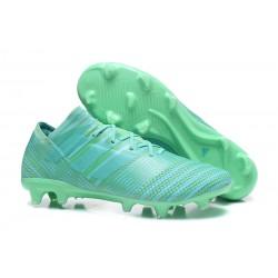 Tacchetti da Calcio Adidas Nemeziz Messi 17.1 FG Uomo Verde