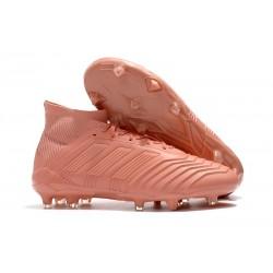 Tacchetti da Calcio Adidas PP Predator 18.1 FG Rosa