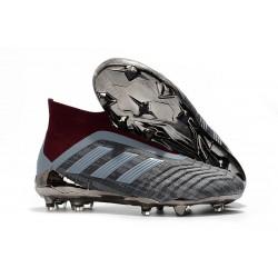 Adidas PP Predator 18+ FG - Tacchetti da Calcio Ferro Metallico
