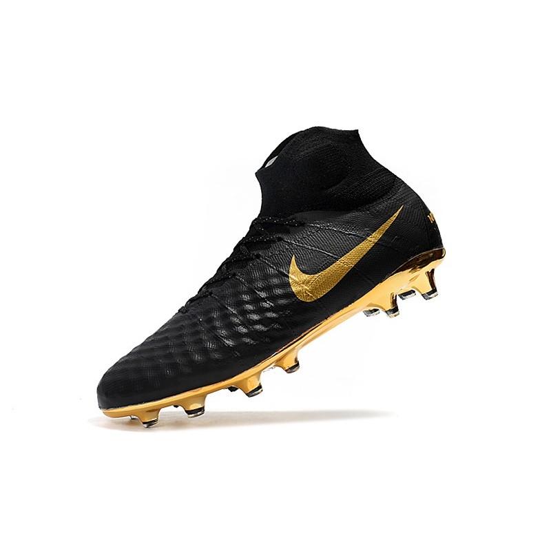 9b323446a Calcio Magista 2018 Fg Da Scarpe Nike Obra Oro Ii Nuova Nero Acc wa7F4qpp