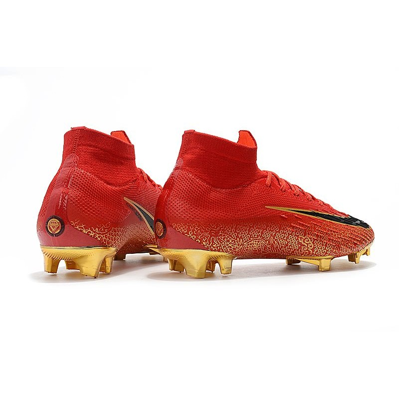 the best attitude f5f7e e6ecd 360 Calcio Nike Alte Vi Da Mercurial Elite Scarpe Cr7 Superfly Fg qOIRwR