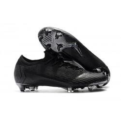 Nuova Scarpe da Calcio Nike Mercurial Vapor XII 360 Elite FG - Nero
