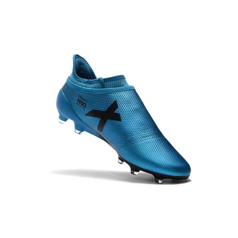 2016 scarpette da calcio adidas x 16 purechaos fg blu