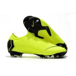 Tacchetti da Calcio Nike Mercurial Vapor XII 360 Elite FG Giallo Fluorescente