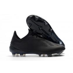 Nuovo Scarpe Da Calcio adidas X 18.1 FG Tutto Nero