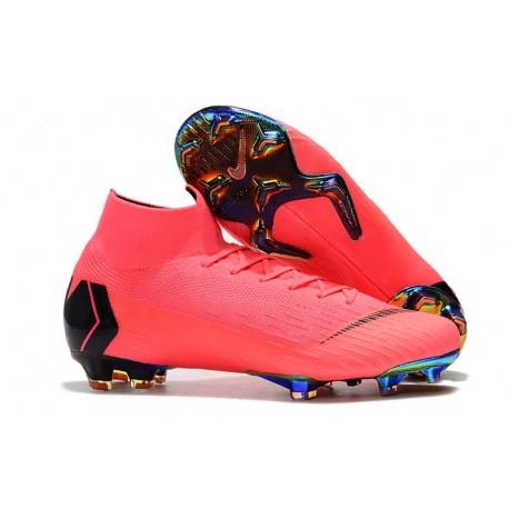 Nike Mercurial Superfly 6 Elite FG Scarpe 2019 Rosa Nero