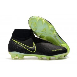 Nike Phantom Vision Elite Dynamic Fit FG Nero Volt